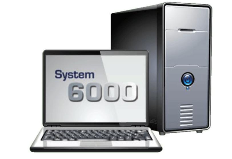 Oprogramowanie Saflok  System 6000